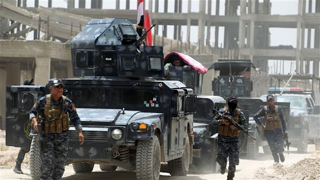 Iraq army secures 'relatively safe' exit route out of Fallujah