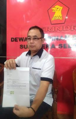 Hengkang Dari PDI-P, Eddy Santana Merapat ke Partai Gerindra