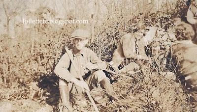 Samuel Duke and Massanutten Hike October 1924 https://jollettetc.blogspot.com