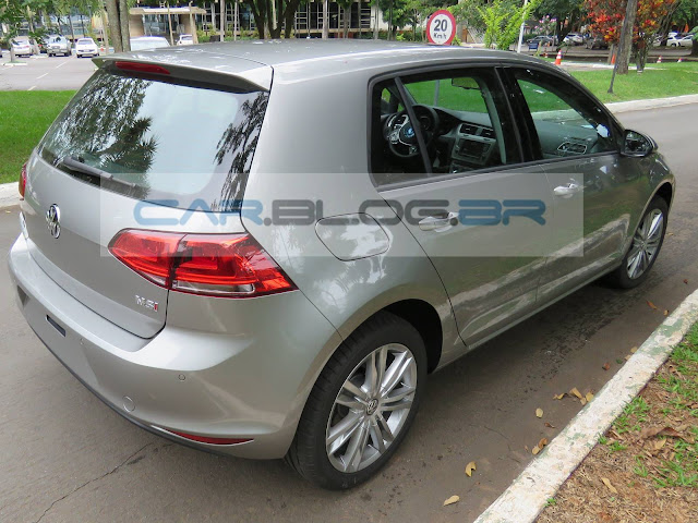 Novo VW Golf Flex 2016
