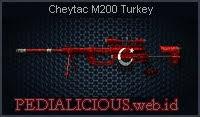 Cheytac M200 Turkey