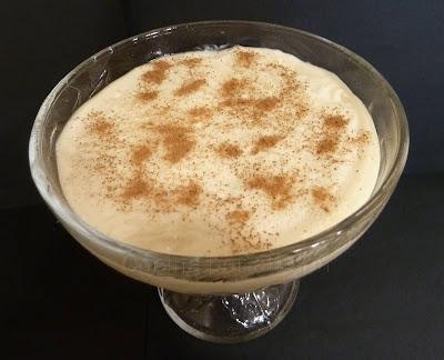 crema horchata