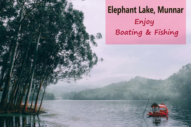 visit munnar for boating and fishing