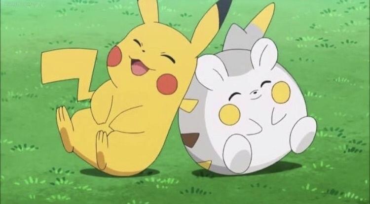 Good names for Pikachu Electric Type Pokemon