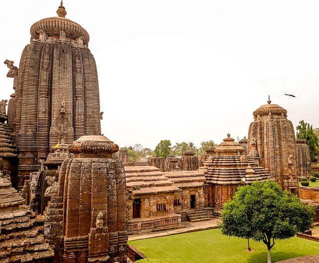 Lingaraj Temple, Bhubaneswar Shiva Temple