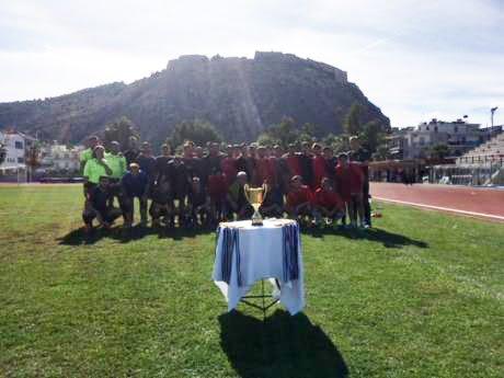 Διακρίσεις για τις φοιτητικές ομάδες Ποδοσφαίρου και Μπάσκετ του Πανεπιστημίου Πατρών στο Ναύπλιο