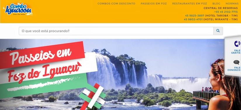 Agência Combo Iguassu Foz do Iguaçu