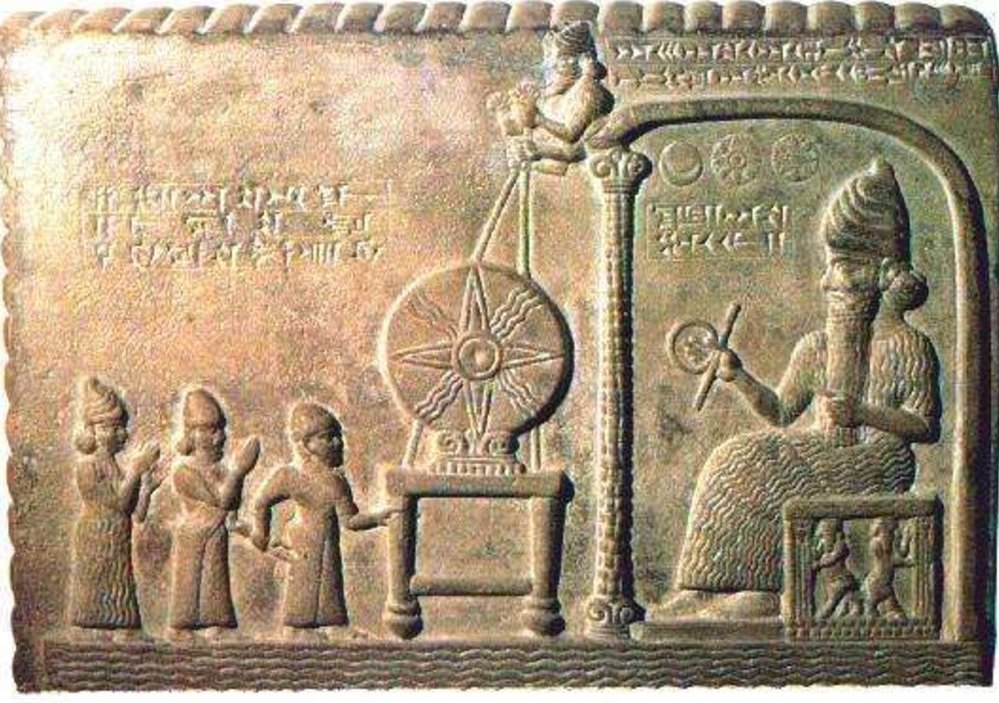 Utu - Deus do Sol e da Justiça na Mitologia Suméria