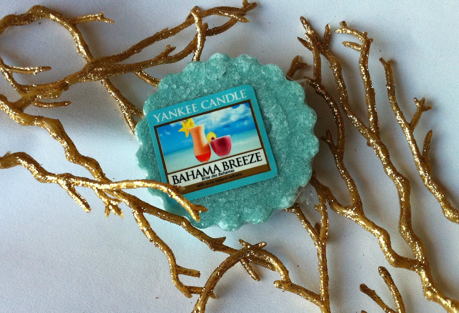Bahama Breeze od Yankee Candle