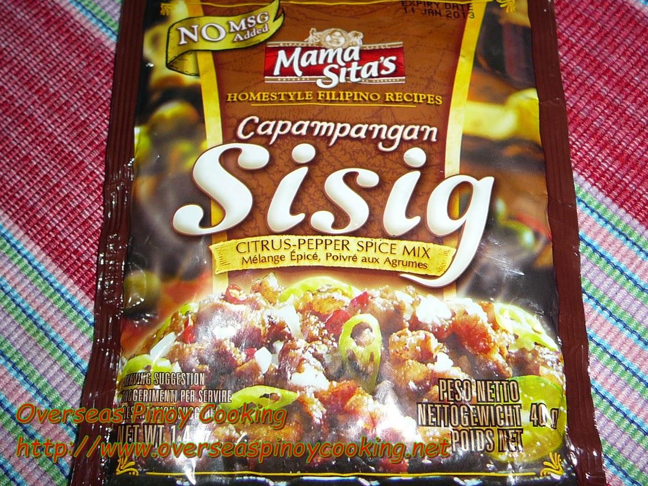 Mama Sita's Mix