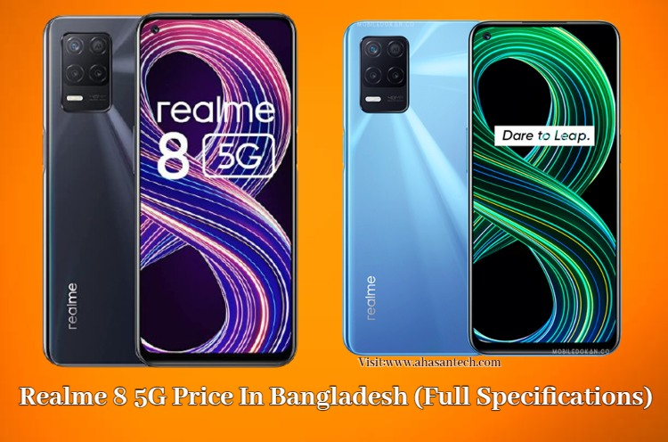Realme 8 5G Price In Bangladesh (Full Specifications)