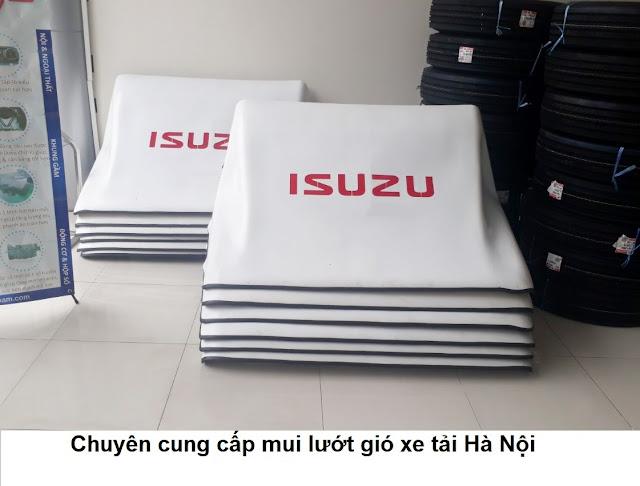 Mui lướt gió xe tải ISUZU