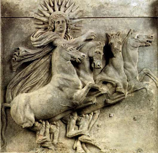 Helios - The Roman god of Sun
