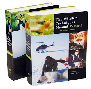 The Wildlife Techniques Manual 7th Edition (2 Volume Set)