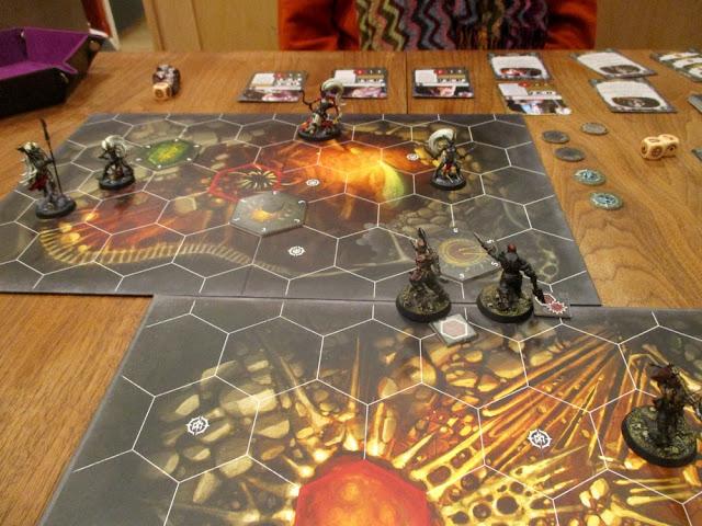 Warhammer Underworlds: Direchasm - Game Five