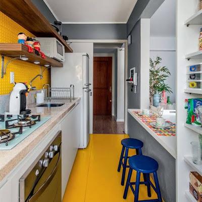 dapur rumah minimalis sederhana