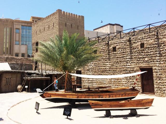Dubai Museum - Al Fahidi Fort