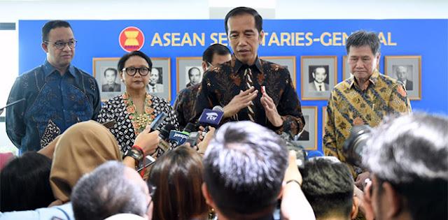 Soal Industri Mobil Listrik, Jokowi Bilang Kuncinya Di Baterai