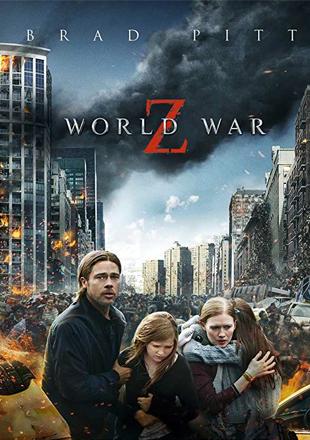 World War Z 2013 BRRip 1080p Dual Audio In Hindi English