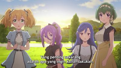 Lapis Re: LiGHTs Episode 09 Subtitle Indonesia