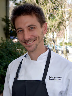 Executive Chef Tyler Williams, Woodfire Grill
