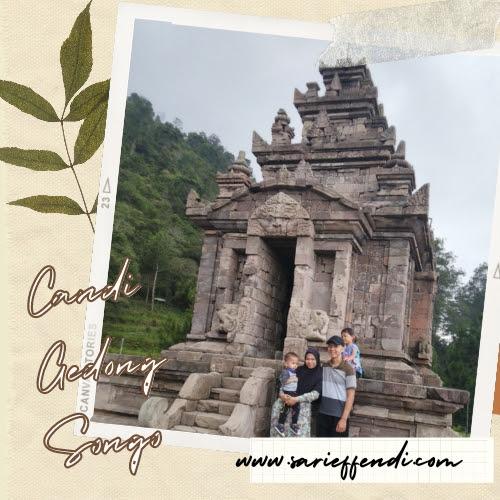 Berwisata ke Candi Gedong Songo Ungaran Semarang