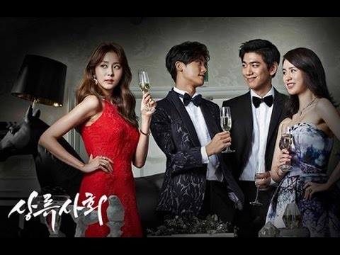 High Society 2015 kdrama, best korean drama withdrawals, UEE and Sung Joon