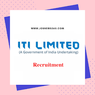 ITI Limited Recruitment 2019 for Security Guard, Security Officer (18 Vacancies)