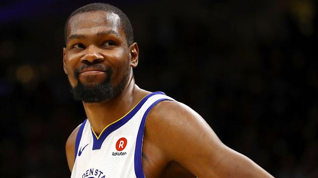 Kevin Durant Masih Absen Di Gim Pertama NBA Finalis 2019