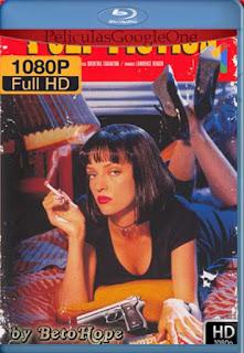 Pulp Fiction [1994] [1080p BRrip] [Latino-Inglés] [GoogleDrive] RafagaHD
