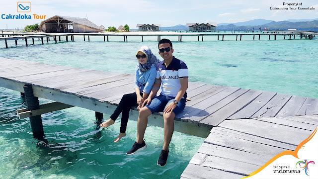 Paket Tour Pulau Cinta Gorontalo