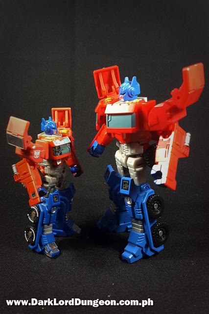 KO Generations Optimus Prime