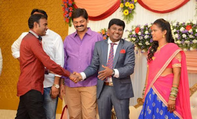 Thagubothu Ramesh Wedding reception photos04