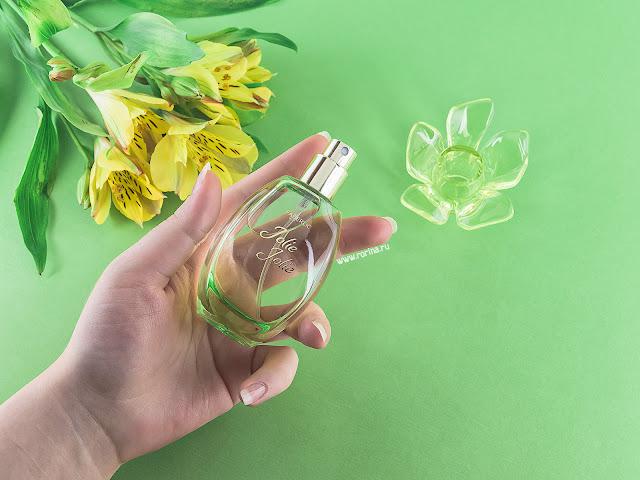 парфюмерная вода для женщин Jolie Jolie Faberlic — отзывы с фото