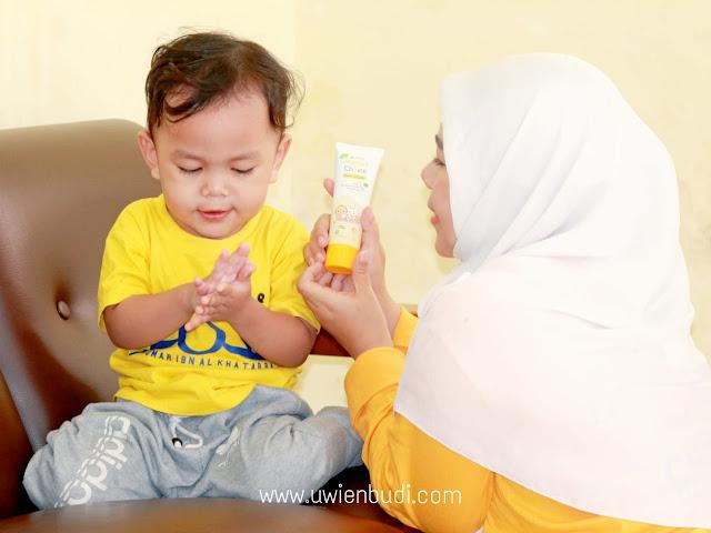 Review Mama's Choice Rash Cream