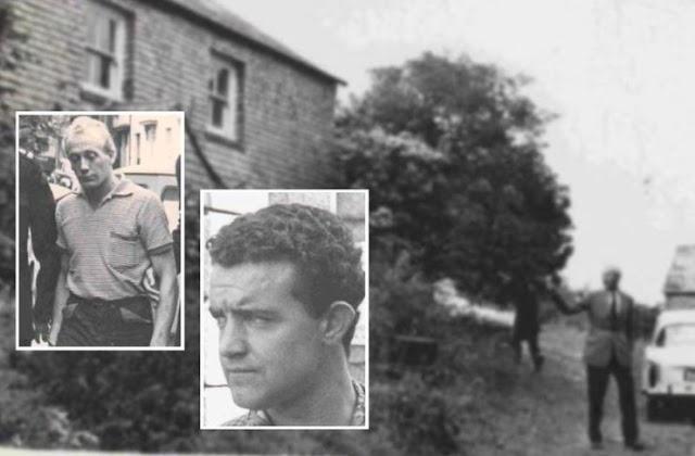 Οι δύο ληστές που δολοφόνησαν έναν αγρότη για να αρπάξουν τον «θησαυρό» του. Βρήκαν μόνο 4 λίρες και αποκαλύφθηκε ότι το θύμα είχε πεθάνει ξανά πριν από 39 χρόνια!