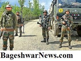 जम्मू-कश्मीर के शोपियां में सुरक्षाबलों ने चार आतंकियों को किया ढेर, सर्च अभियान जारी