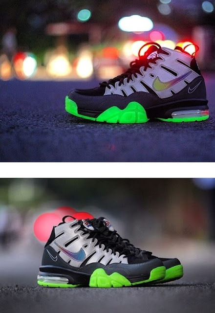 """buy online 133a6 c3f69 ... unreleased EA Sports x Nike Air Trainer Max  94 """"Glow in the Dark""""  Sneakers that probably will release but no info yet. Peep more images after  the jump."""