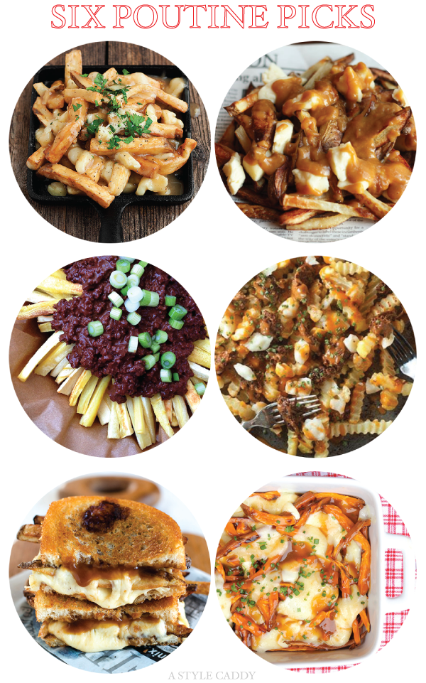 Poutine Picks // A Style Caddy