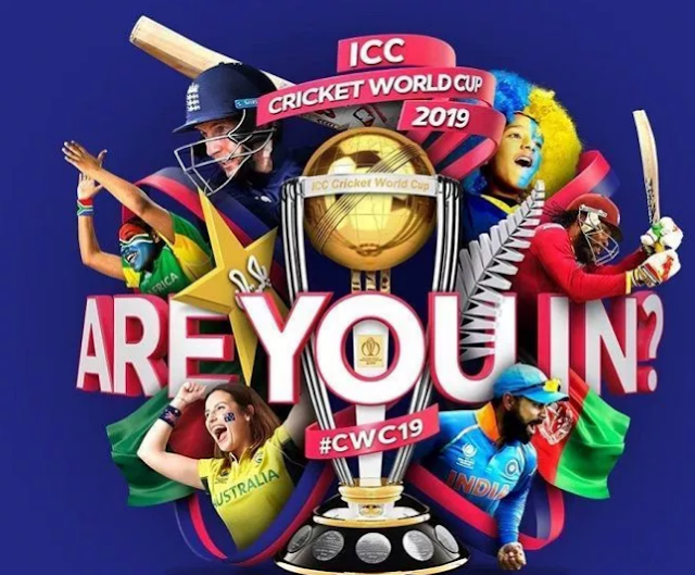 ICC WORDL CUP 2019