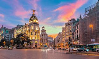 Asal usul kata madrid ibukota spanyol