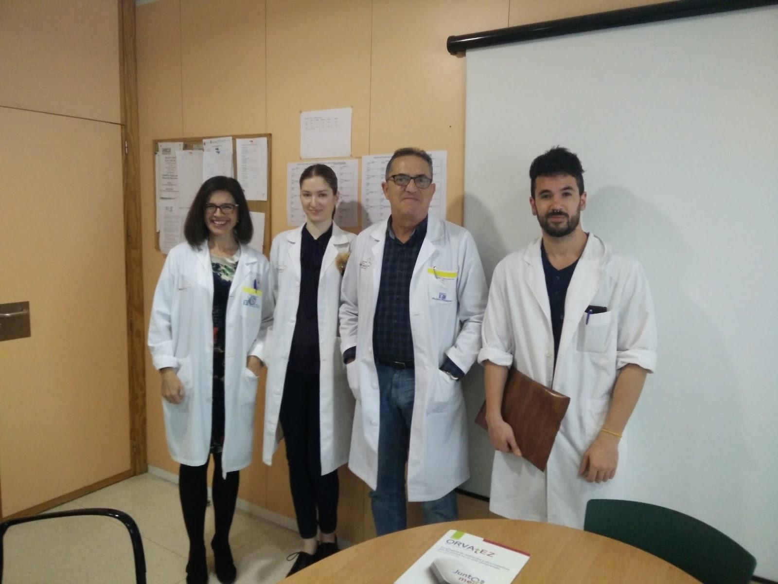 Estudiantes de medicina - Rotatorio de familia - 2er grupo