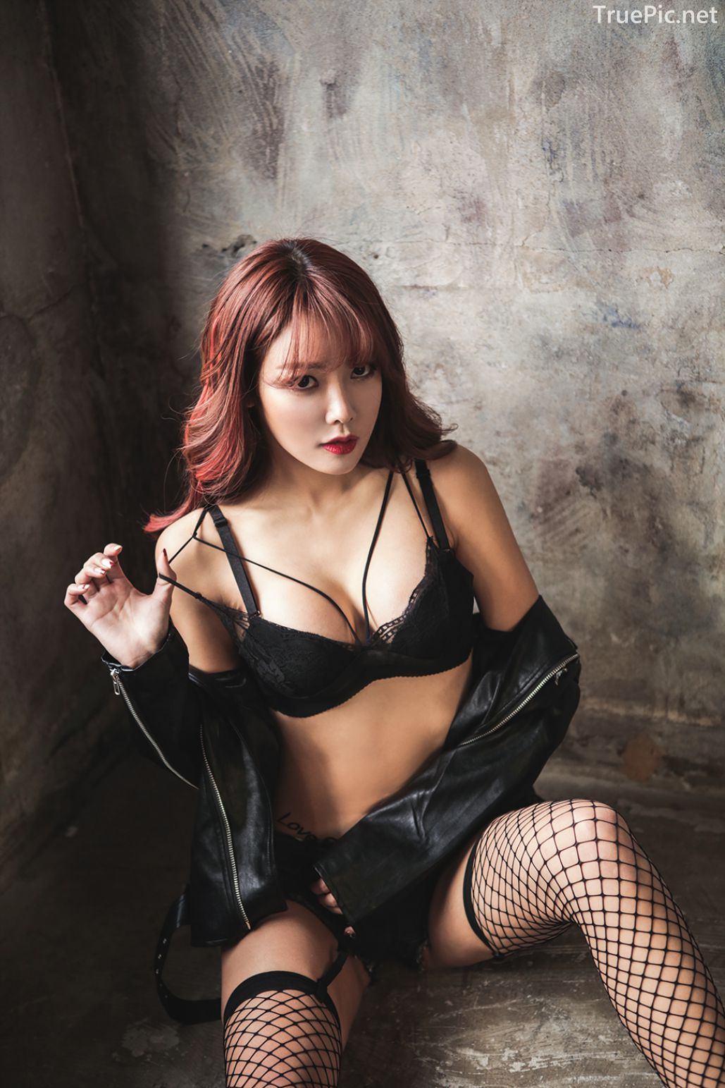 Korean-Lingerie-Fashion-Lee-Da-Hee-model-Tell-Me-What-You-Want-To-Do-TruePic.net- Picture 5