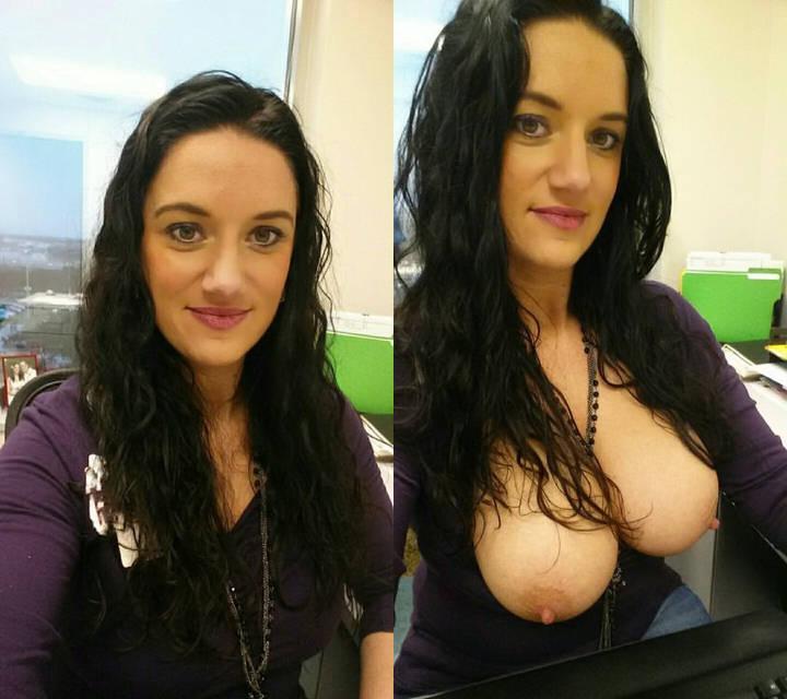 girls show off her boobies 09