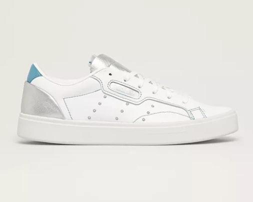 adidas - Pantofi Response din piele naturala