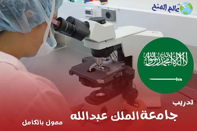 تدريب ممول بالكامل 2021 في جامعة الملك عبدالله KAUST في السعودية