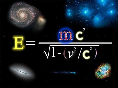 النظرية النسبية لأينشتاين