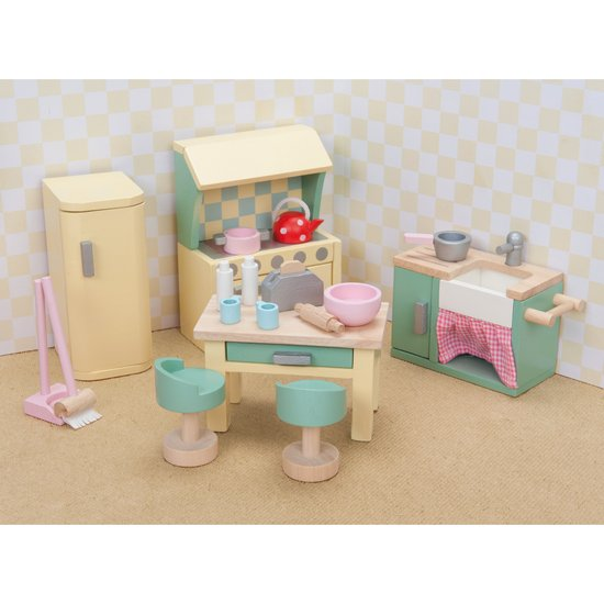 18 Inch Doll Kitchen
