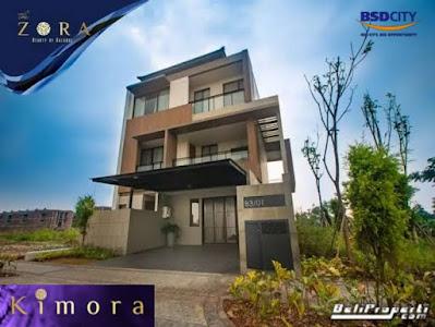 kimora bsd city