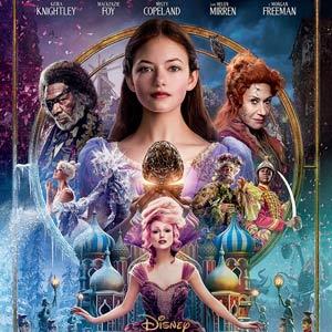 Poster do Filme O Quebra-Nozes e os Quatro Reinos
